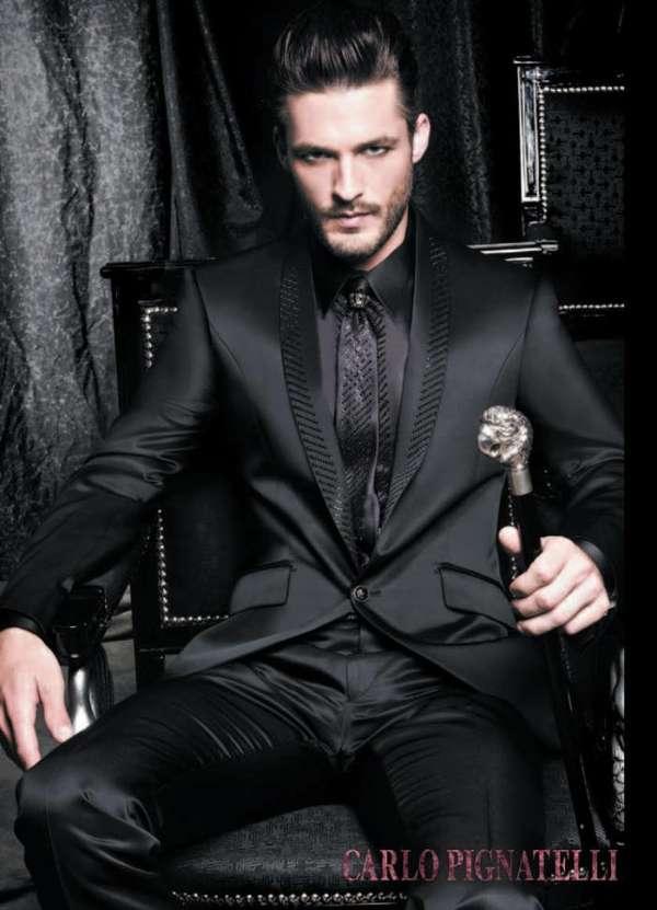 CARLO PIGNATELLI Luxury Fashion Mens LACE-UP Shoes Summer Blue