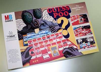 Poopy Board Games - Figure Out Which Mysterious Poop Blob it is with Guess Poo