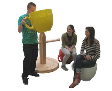 17 Innovative Tea Cup Creations