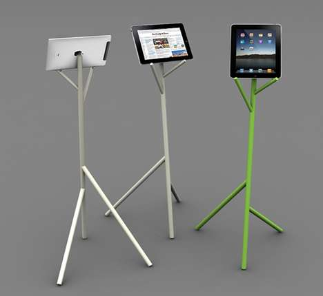 Treetop Tablet Displays