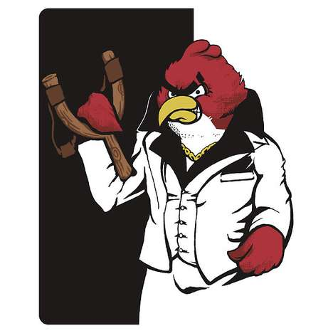 Avian Gangster Apparel