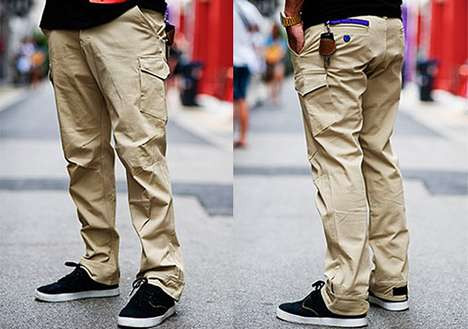 Cycling Cargo Pants