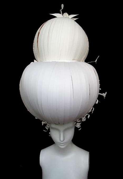 Exquisite Paper Headdresses