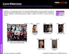 Celebrity Trend Report