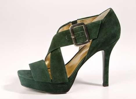 Forest Green Footwear
