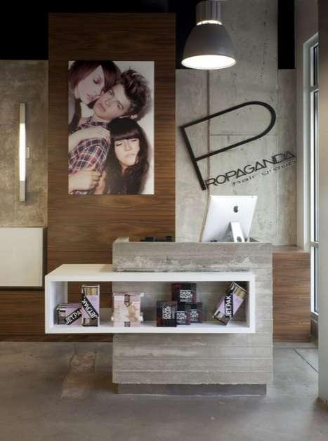 Cavernous Concrete Salons