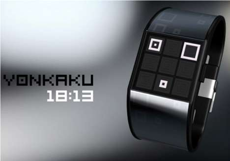 Grid-Like Timepieces