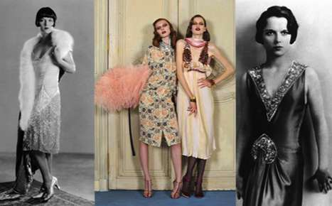 Flapper Girl Fashion