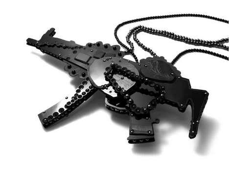 War-Torn Jewelry