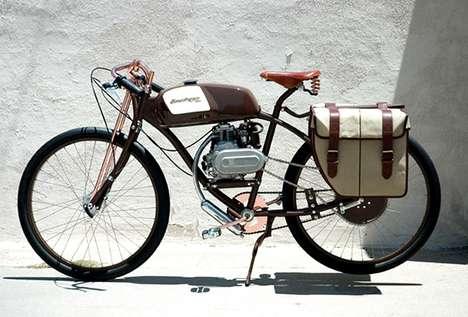 Pedaling Motorcycles