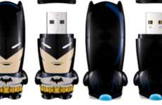 Dark Knight Flash Drives - Mimoco & DC Comics Collaborate to Bring Us Batman Memory Sticks
