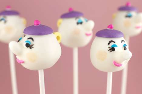 Cute Miniature Confections (UPDATE) - Bakerella's Cake Pops are a Sweet Treat on a Stick