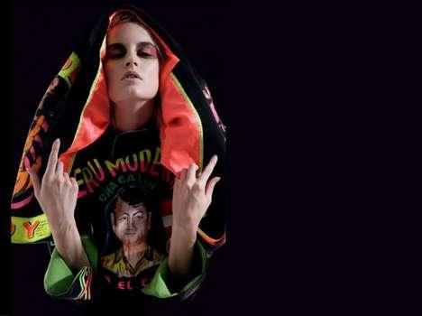 Psychedelic Peruvian Fashion
