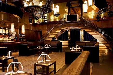 Lavish Party Lounges