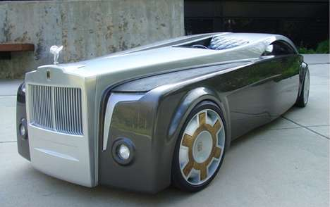 Cabinless Luxury Cars