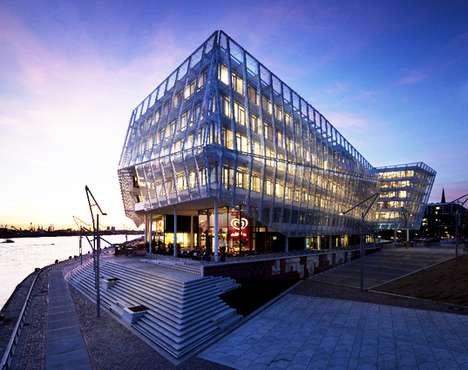 Super-Green Office Buildings
