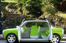 Cutesy Eco Cars