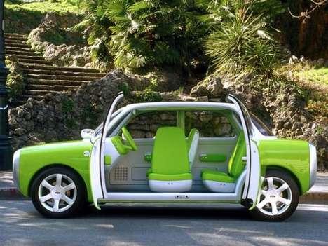 Cutesy Eco Cars
