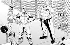 Incarcerated Comic Book Characters