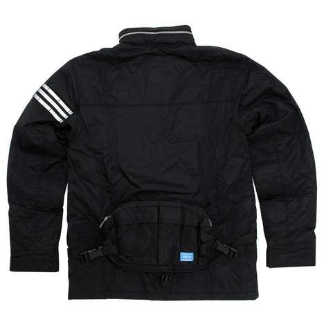 Designer Jacket Crossovers