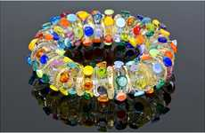 Blown-Glass Bling