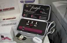 Touchscreen-Controlled Pleasurers - The OhMiBod Body Heat Uses Apple's Touchscreens to Stimulate