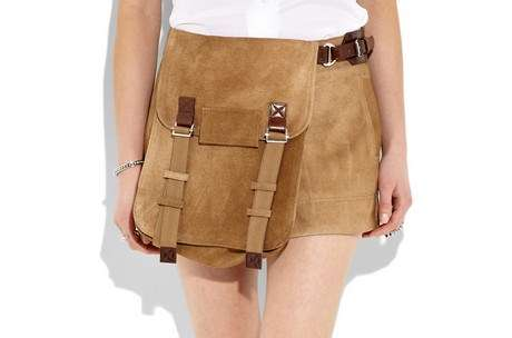 Compartmental Miniskirts