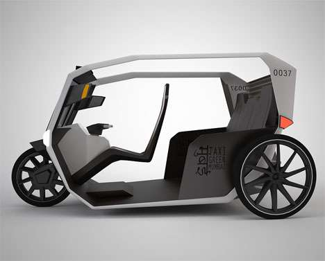 Sustainable City Cabs