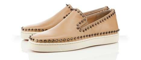 Studded Slip-Ons