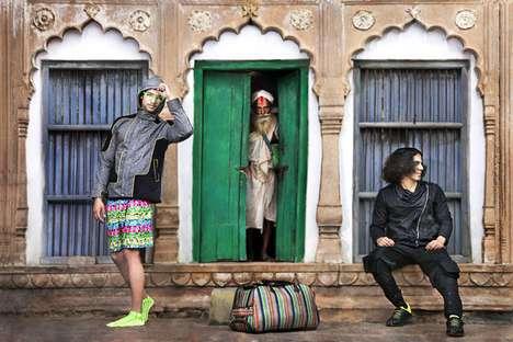 Exotic Sportswear Shoots