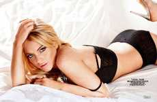 Suductive Freedom Photos - The Lindsay Lohan Maxim India Spread Shows the Jailbird's Still Got It