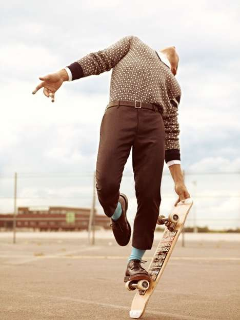 Vintage Skateboard Shoots