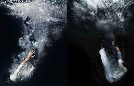 Spectacular Submerged Photoshoots