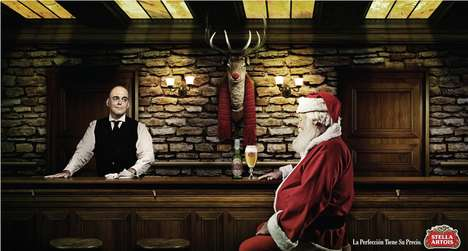 Post-Holiday Beer Ads