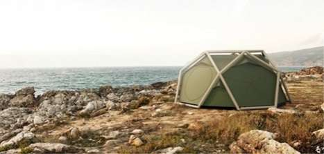 Inflatable Pole-Less Tents