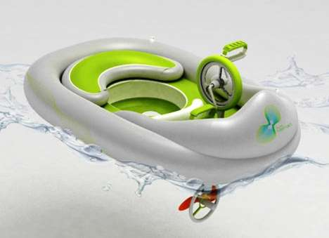 Paraplegic Pool Toys