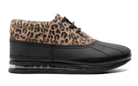 Feline Footwear Hybrids