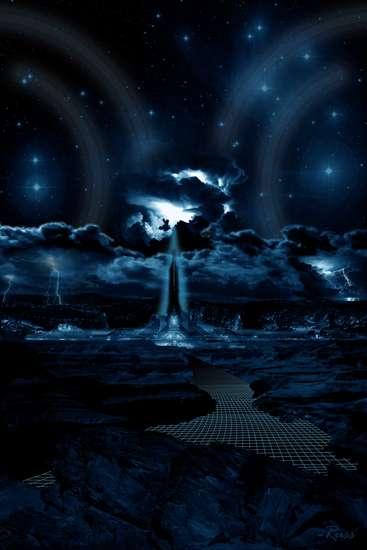 Mystic Nighttime Artworks