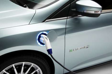 Retail EV Chargers