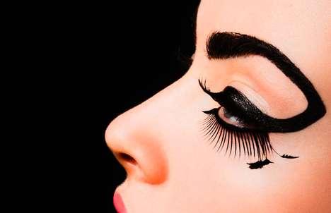 Dramatic Eyeliner Artwork