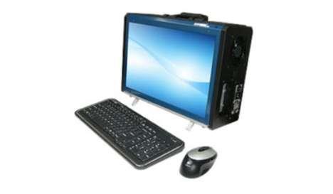 Integrated Desktop Displays