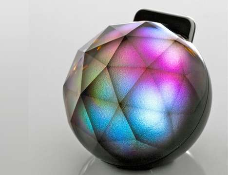 Chromatic Egg Docks - The Yantouch Black Diamond is an Ambient Beauty