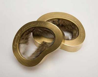 Roadkill Jewelry - Lucy Jenkins Makes Ethical Fur Bangles