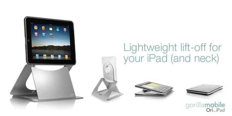 Lightweight Tablet Stands