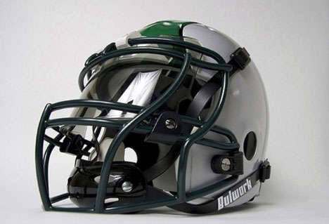 Anti-Concussion Helmets