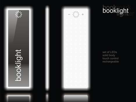 Luminous Bookmarks