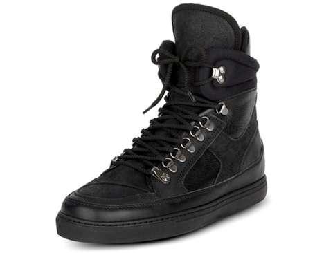 High-Fashion Hiking Shoes