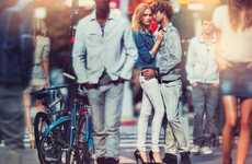 Style-Stalking Shoots - The DKNY Jeans Spring Ad Campaign Focuses on Candid Street Style