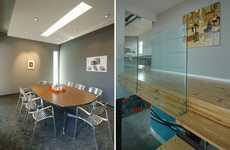 Green Home Workspaces - The Intexure Architects Office Home is a Harmonious Construction