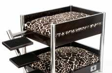 Pet Bunk Beds - The Metropolitan is Perfect for Crazy Cat Ladies and Dog Lovers